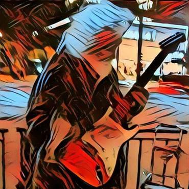 Home_papai_tocando_blues_na_rua